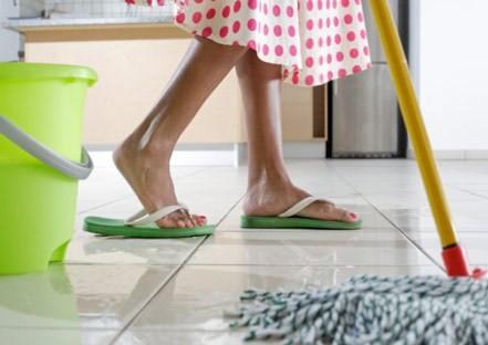 Как убираться и готовить дома