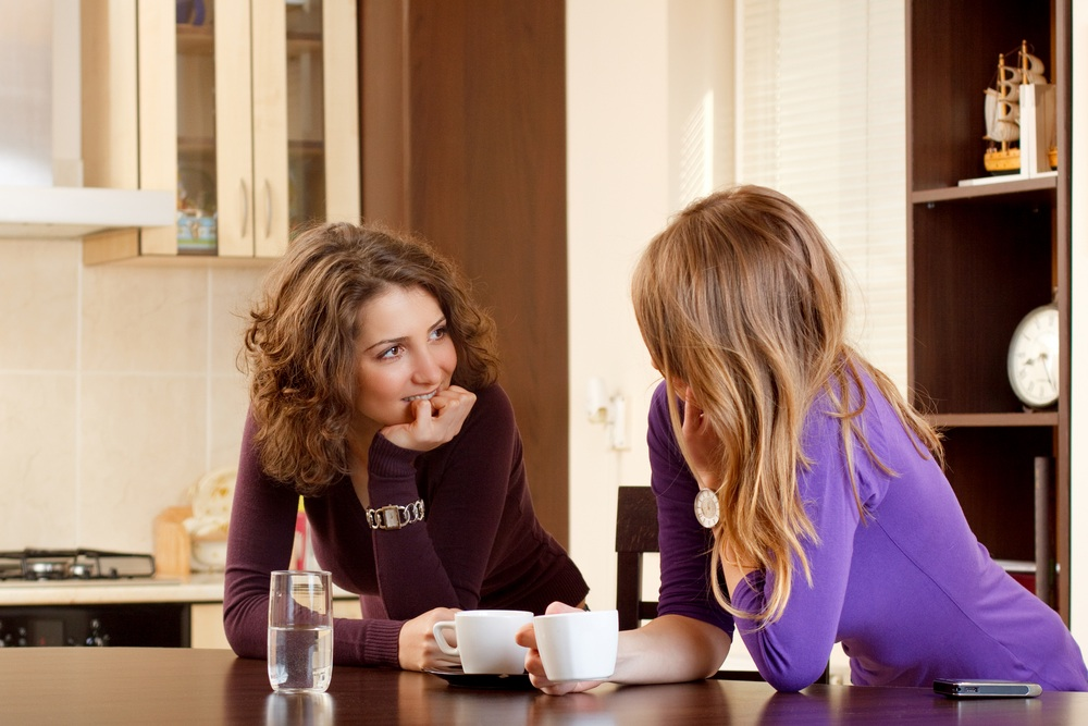 Как превратить встречу с подругой в источник энергии? | womancosmo.ru