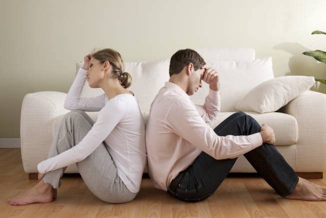 Думаю, Как узнать разведемся ли мы с мужем создали город