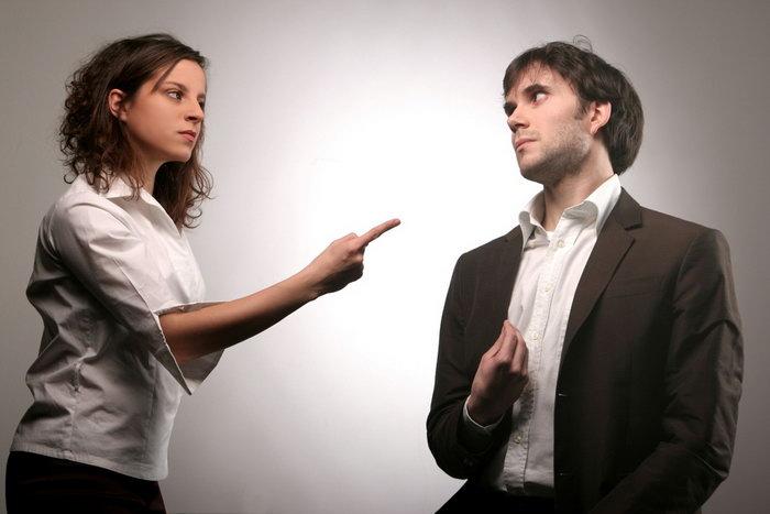 Ссора мужа и жены истинные причины