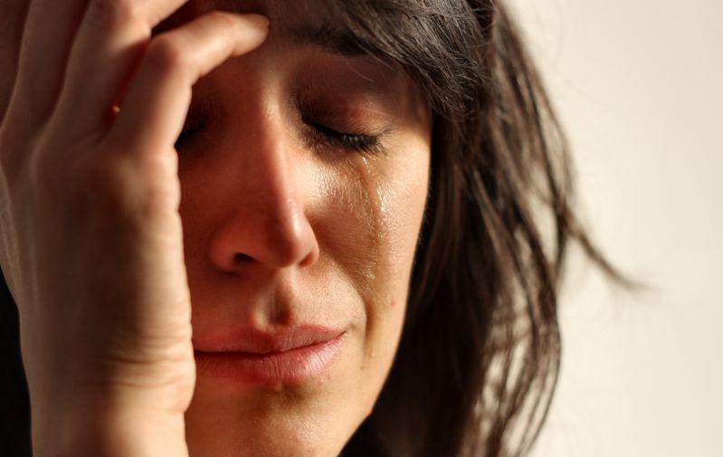 Женские слезы или почему плачут женщины